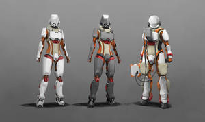 Combat EVA Suit (Elite)