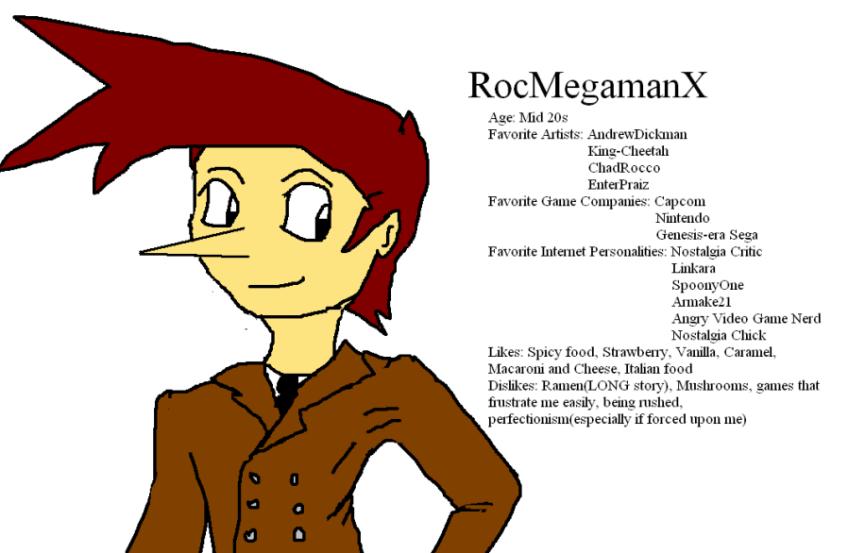 RocMegamanX's Profile Picture