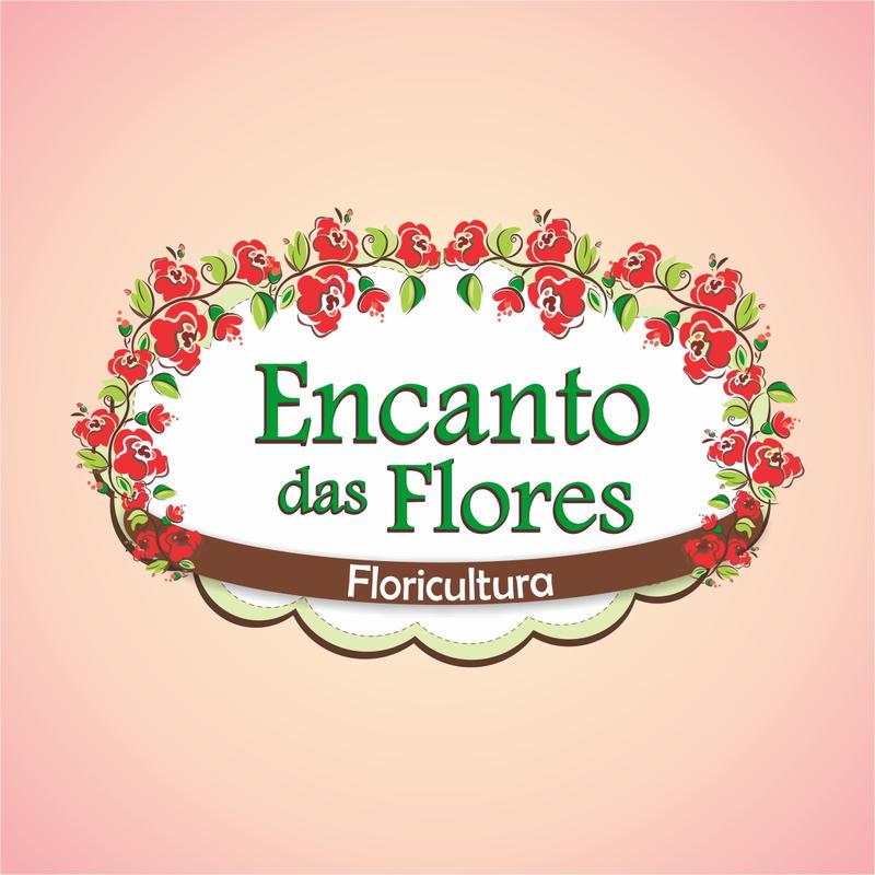 Excepcional Encanto Das Flores Logo by kah19 on DeviantArt XE19
