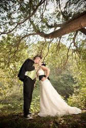 Fairy tail wedding