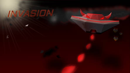 Invasion Splash Screen