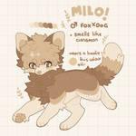 Milo's small ref