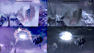ESO Beta Screenshots - Earlier vs. Later Beta