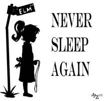 Never sleep again by Bungle311