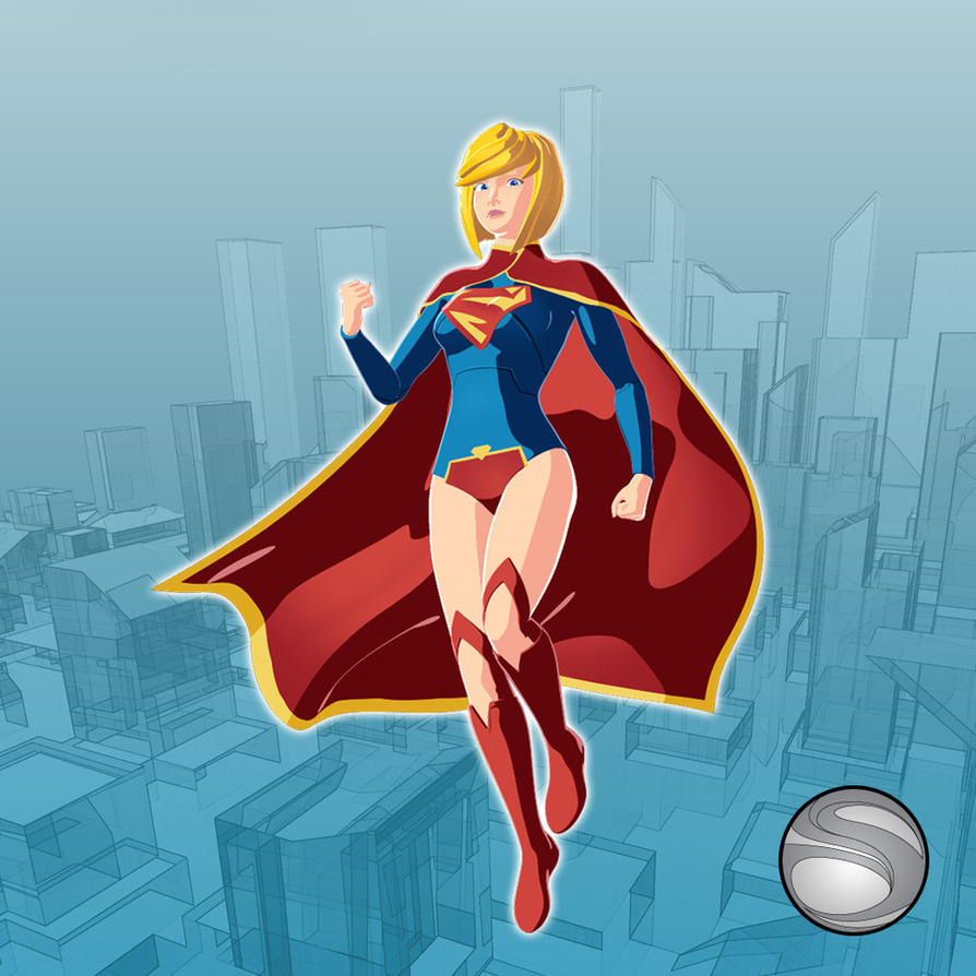 Supergirl by Show940