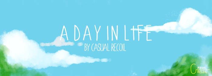 A Day In Life Cover