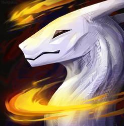 Fire Lord by TheMrKraken