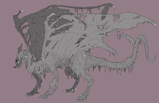 [C] Zombie Dragon