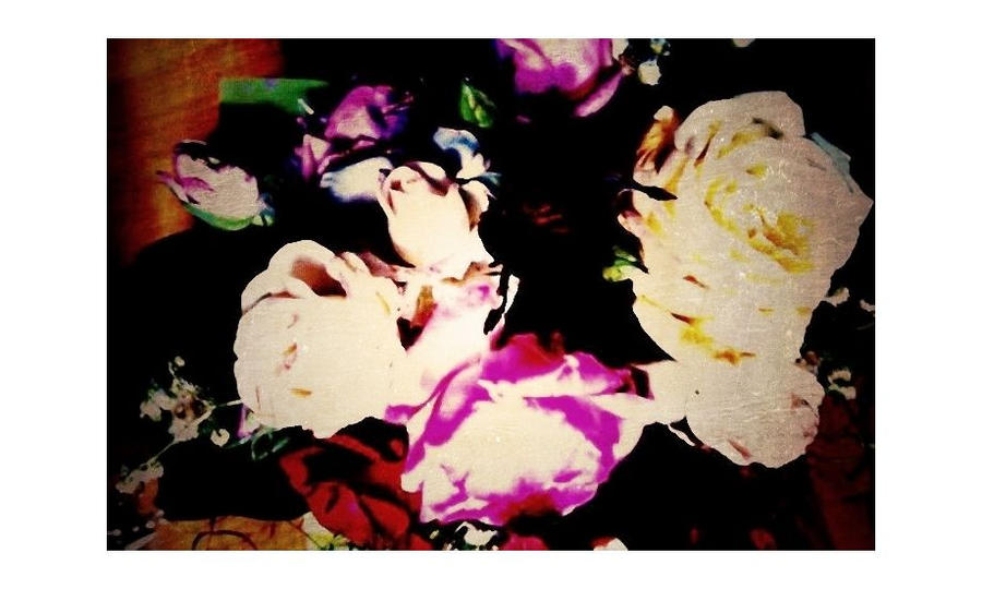 Bouquet for my loving everlasting Mom* [Love You] by G0SHK0