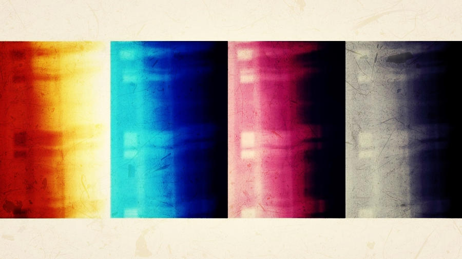 Four samples in four colours [Four is my classnmr] by G0SHK0
