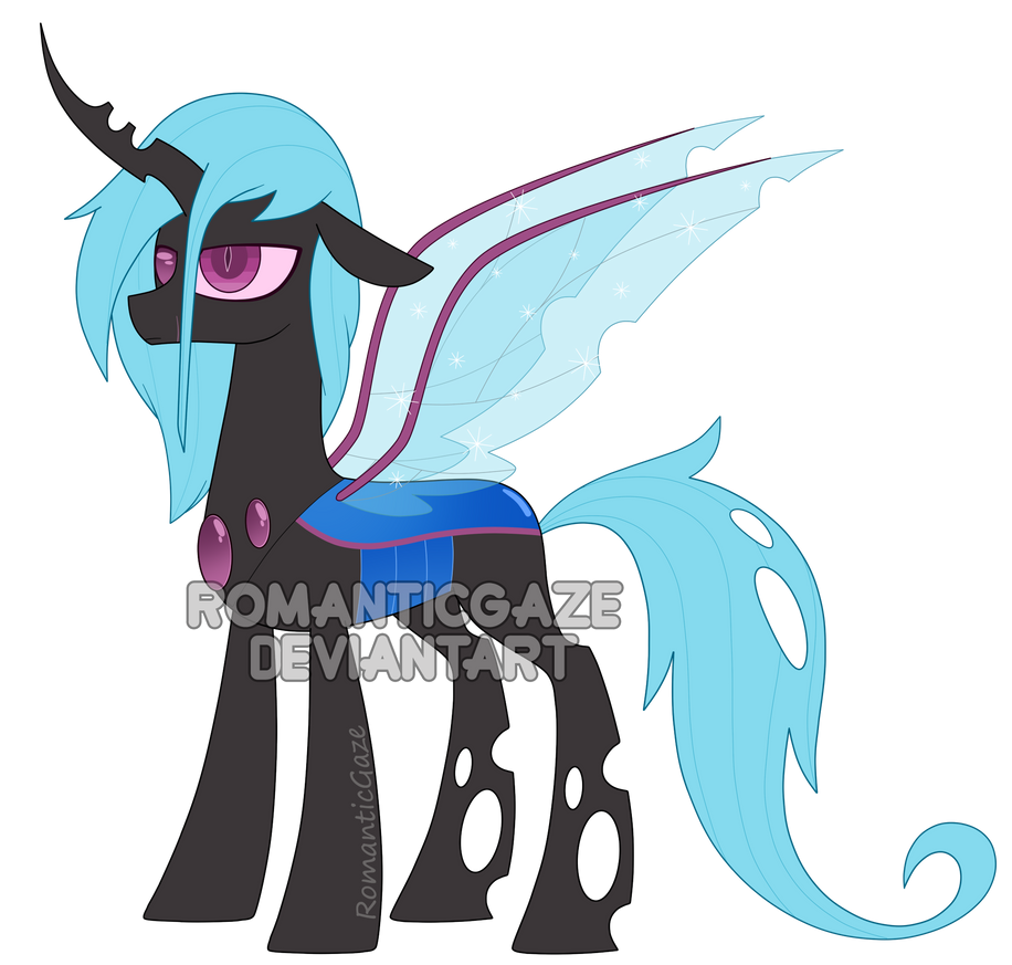 MLP Oc-Princesa Soulless (ADOPT) by RomanticGaze