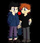 Locke and Emmett | Commission