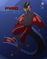 Ryu Atsuko | Commission by TealTNT