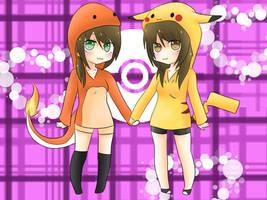 Best pokemon friends by BunnieBuns