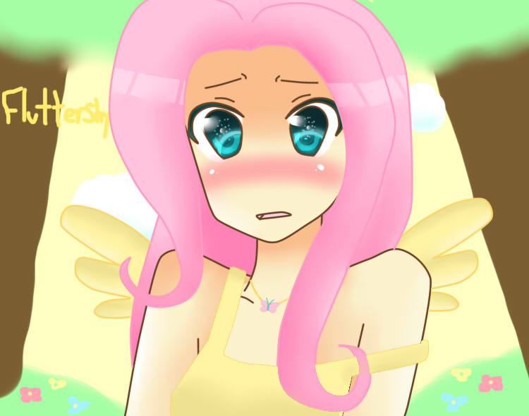Fluttershy by BunnieBuns