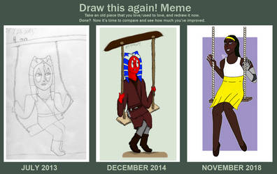 Draw this Again - Swinging TRILOGY