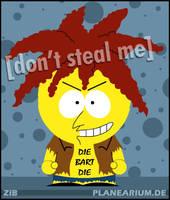 The Simpsons: Sideshow Bob by sp-studio-art