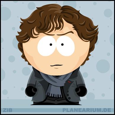 Sherlock by planearium