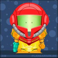 Metroid: Samus (V. 2) by sp-studio-art