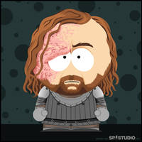 Game of Thrones: Sandor Clegane