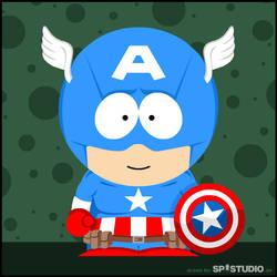 The Avengers: Captain America (V. 2)