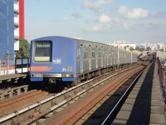Metro SP 'A' Fleet by MVineeh