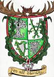 Thranduil's Coat Of Armor by Todeskuenstlerin