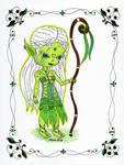 Tiny Elf by Todeskuenstlerin