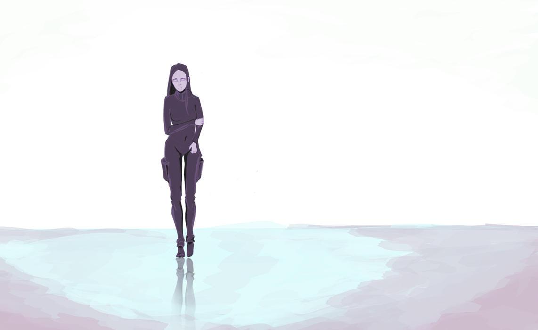 Alone. by ArthartuSenpai
