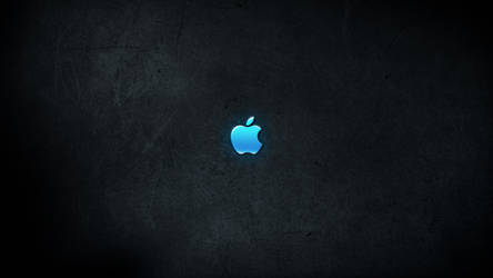 Apple Metal Wallpaper by malkowitch