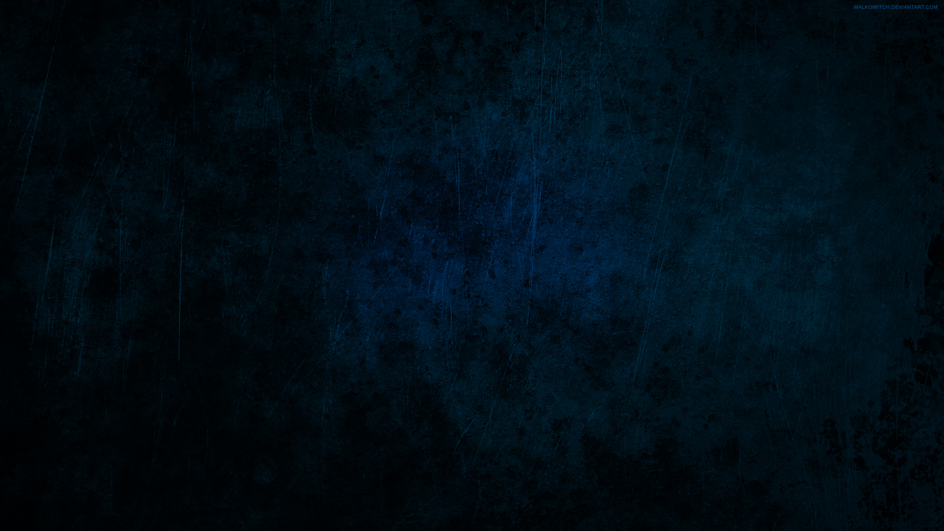 Dark Blue Wallpaper by malkowitch on