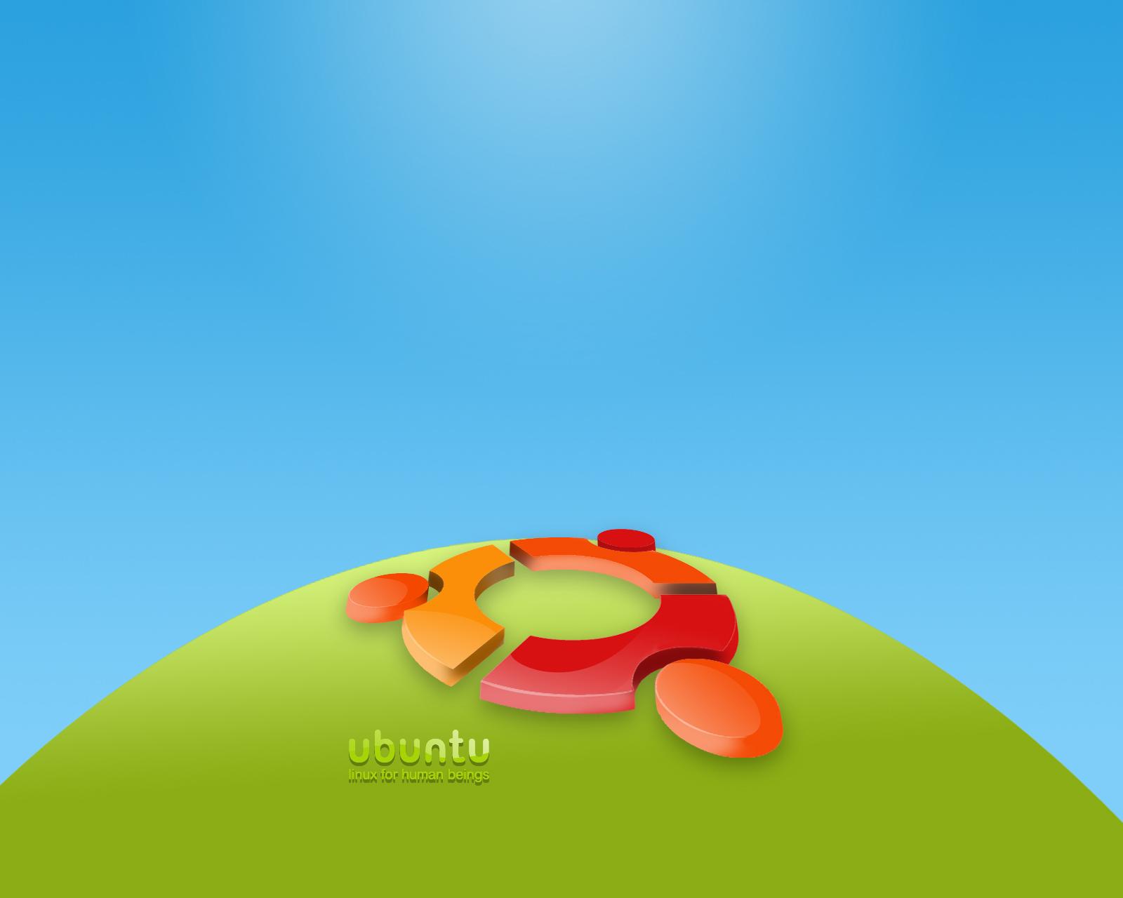 Ubuntu Scene by R8zr