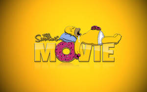 Simpsons the Movie Wallpaer by Zim2687