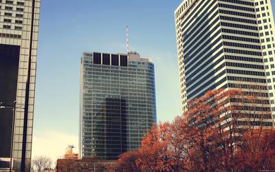 City autumn by Zim2687