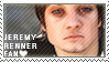 Jeremy Renner Fan Stamp by ChibiKinesis