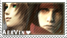 AerVin Stamp by ChibiKinesis