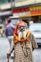 Man in India by boyracer92