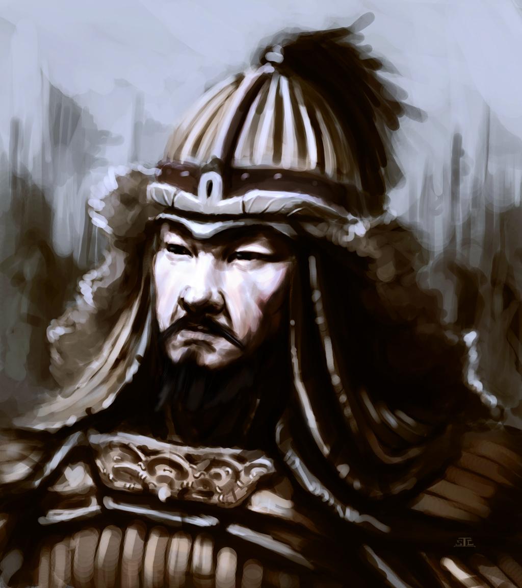 Mongol by Aranthulas