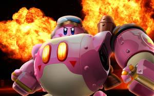 Kirby Planet Robobot Wallpaper