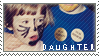 daughter stamp by yovth