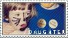 daughter stamp by yovth