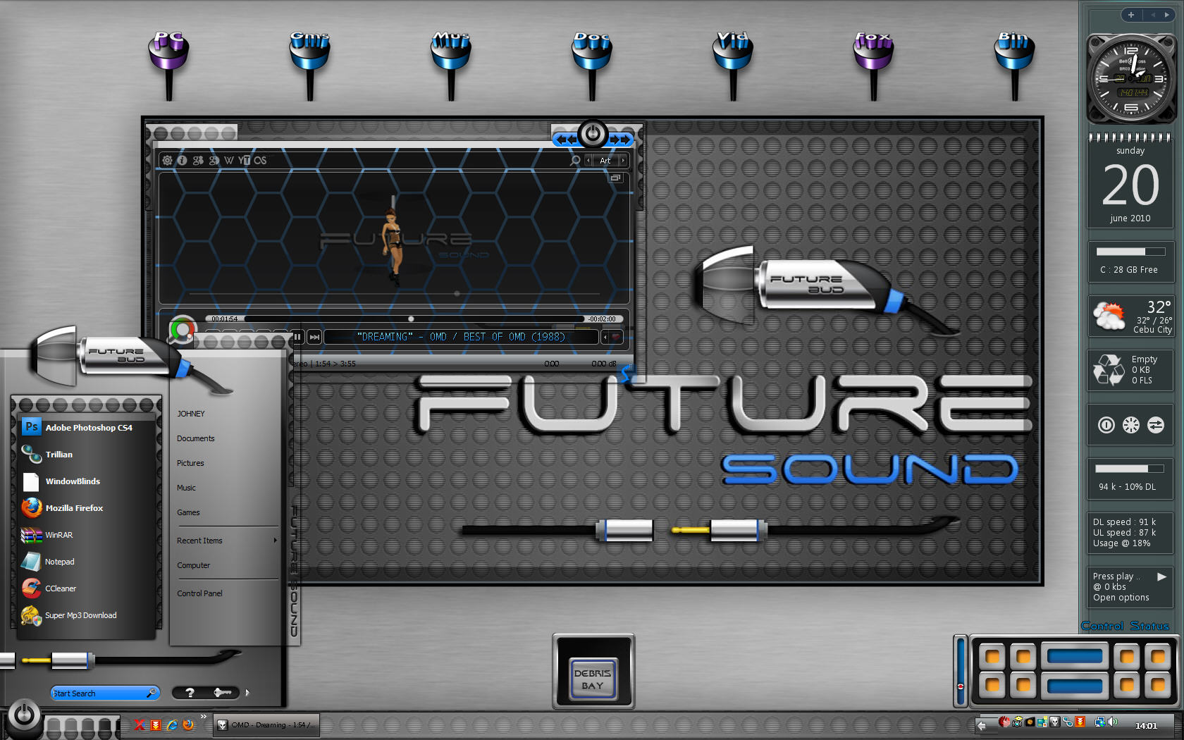 future visound by johneyca