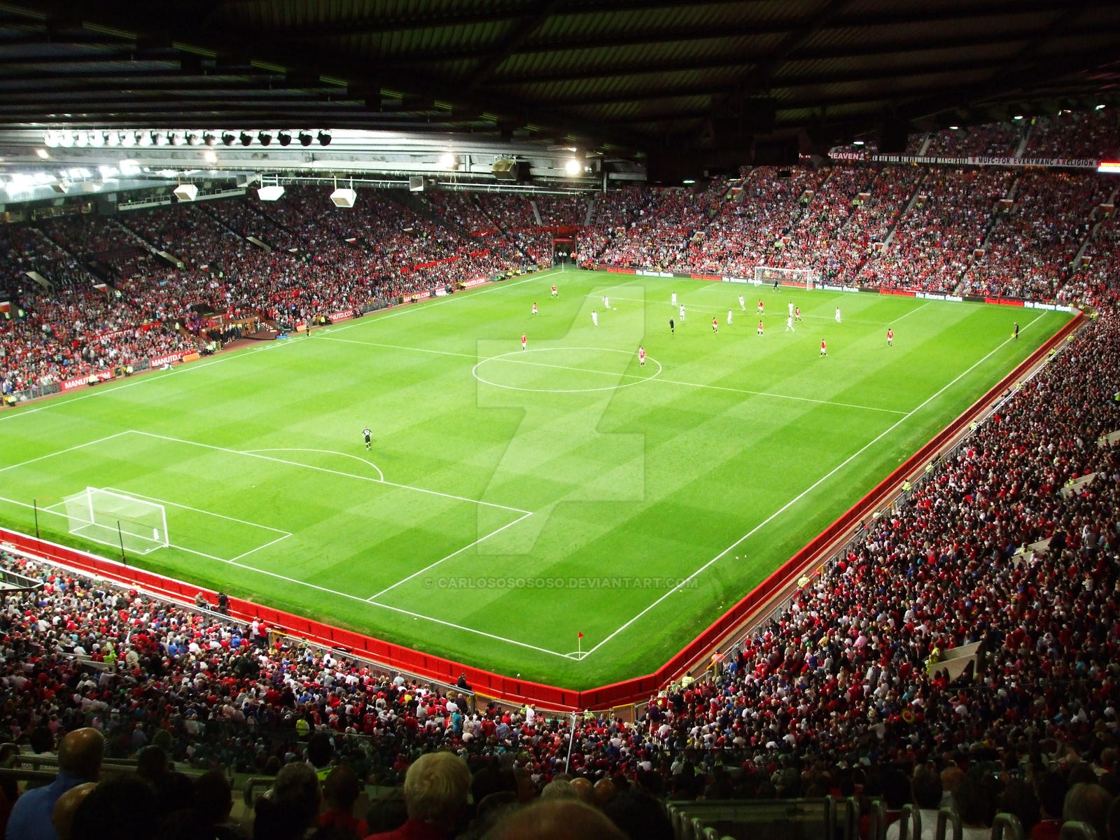 Manchester United Stadium Tour Groupon