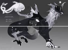 moon battle  -dragon auction open by pisttachio
