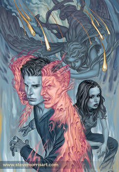 Angel and Faith cover issue 3