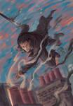 Angel and Faith cover, issue 9 season 9
