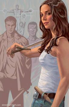 Angel and Faith cover vol. 3 season 9