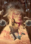 Jim Henson's Labyrinth Artist Tribute book cover