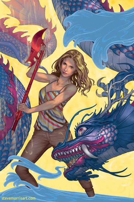 Buff the Vampire Slayer S11 issue 1 by StevenJamesMorris
