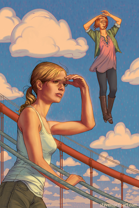 Buffy the Vampire Slayer Issue 2 Season 11 by StevenJamesMorris